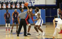 Navigation to Story: Plano West boys basketball routed by No. 3 Allen 71-42