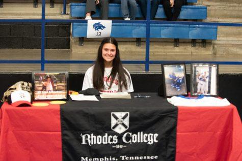 Ariel Schachter, Softball, Rhodes College