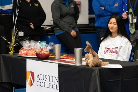 Brianne Tseng, Volleyball, Austin College