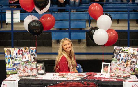 Brooke Roberts, Girls Soccer, University of Arkansas