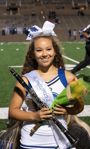 Homecoming Queen: Allison Harty