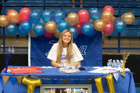 Karsen Aguirre, Girls Soccer, University of Tulsa