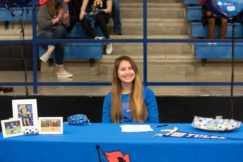 Lily Powell, Girls Soccer, University of Tulsa