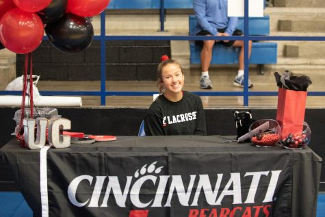 Sophie Fields, Lacrosse, University of Cincinnati
