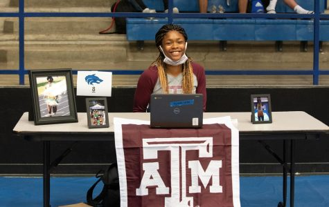 Viktorine Ngwube, Track and Field, Texas A&M