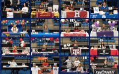 Navigation to Story: Sixteen Athletes Sign with Colleges