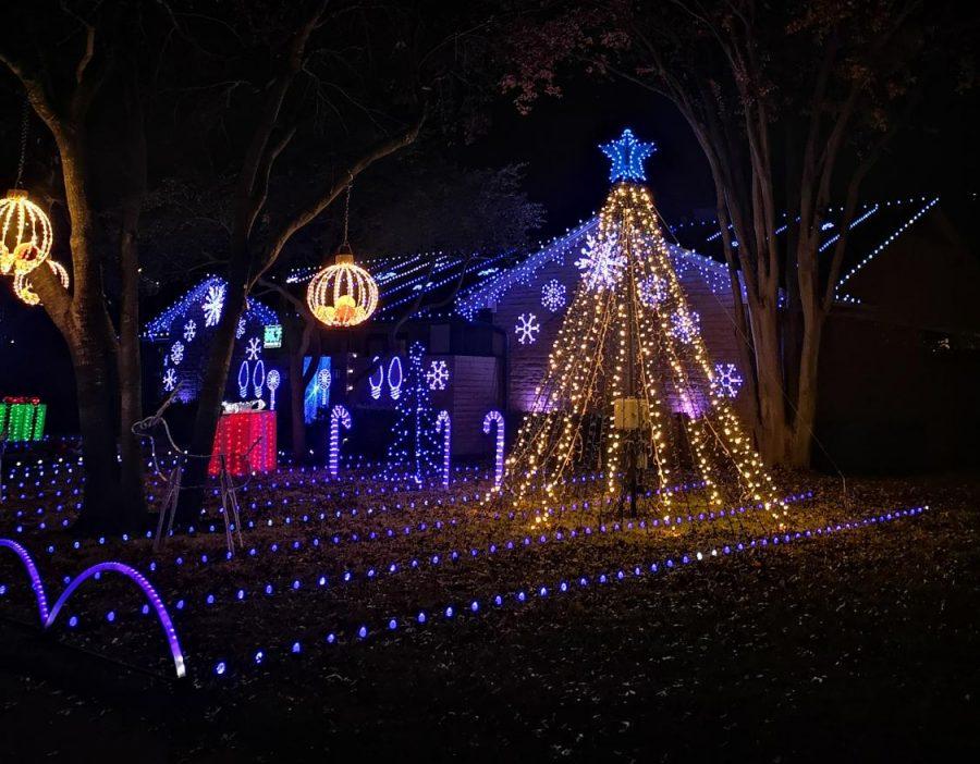 Holiday Lights Bring Joy to the Holiday Season