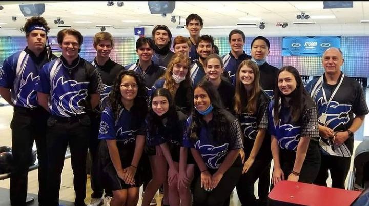 Bowling Team Wins First Match