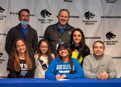 Estefania Hernandez, Tennis, Grand Valley State University
