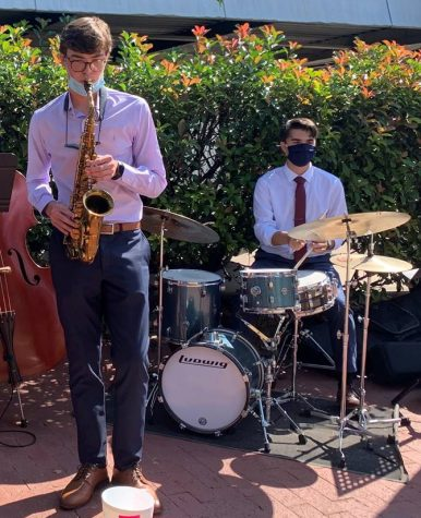 Two West Students Accepted to NYO Jazz Ensemble