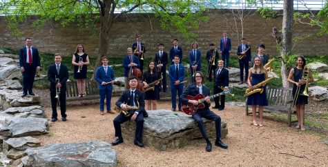 Jazz Band Honored by Essentially Ellington