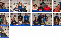 Navigation to Story: Spring College Signing Day