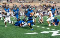 Navigation to Story: Football begins the year with a 2-2 record