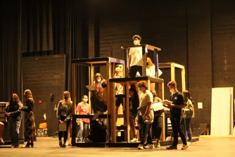 Plano West Theatre presents Peter and the Starcatcher