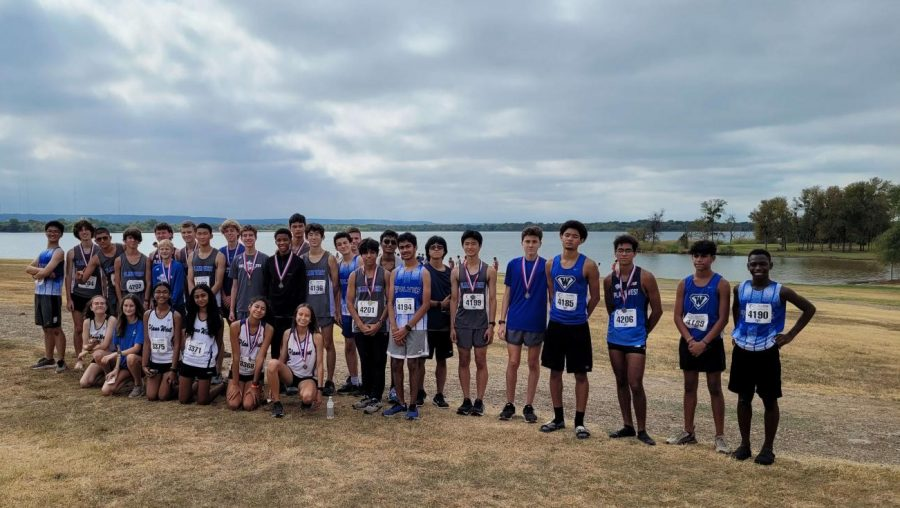 Cross Country travels to Oklahoma State